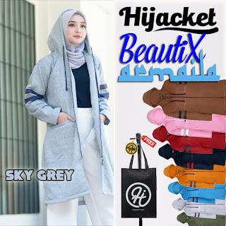 Hijacket Beautix Sky Grey