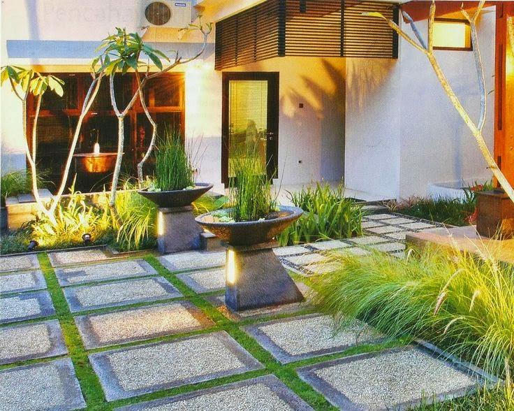 82 Desain Halaman Rumah Alami Gratis Terbaru