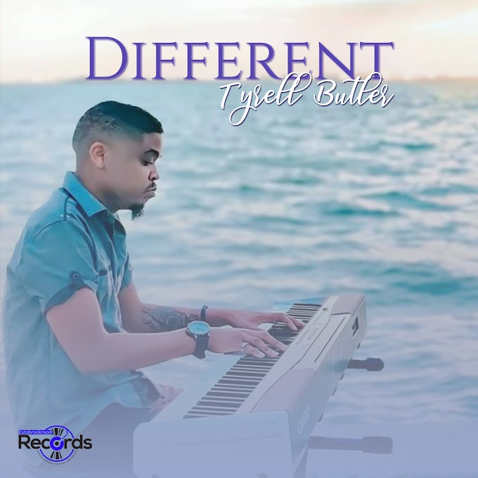 """Pre-Save """"Different"""" And discover our interview with Tyrell Butler"""