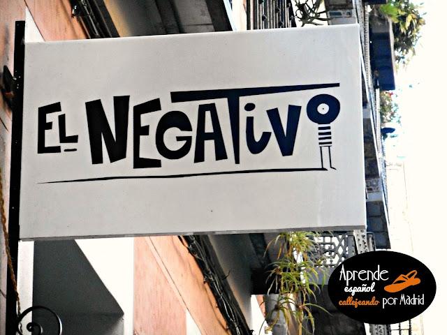 imperativo negativo