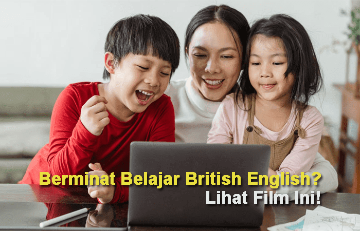 Belajar British English
