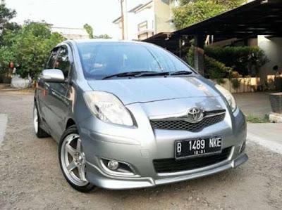 Toyota Yaris Jadul Kinclong