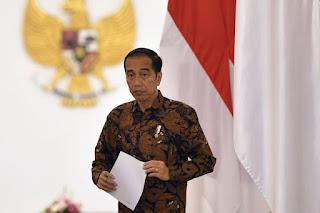 Jokowi Larang Pemerintah Daerah Lakukan Lockdown Terkait Covid-19