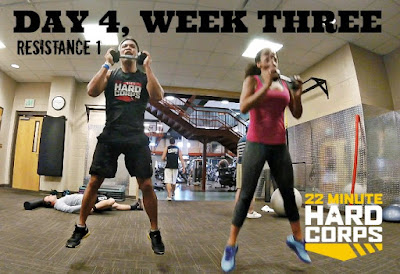 Day 4 Week Three 22 Minute Hard Corps, Coach Summit Nashville 2016, Bombshell Dynasty 2016, Downtown Nashville YMCA, 22 minute Hard Corps Challenge Group