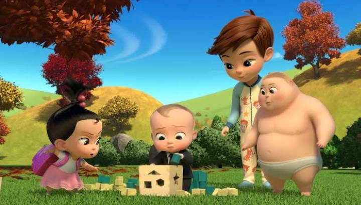 The Boss Baby Back in Business Movie Download