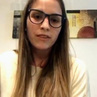 Bárbara Farrando confiar utn aula chacabuco instagram