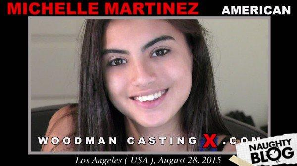 Woodman Casting X – Michelle Martinez