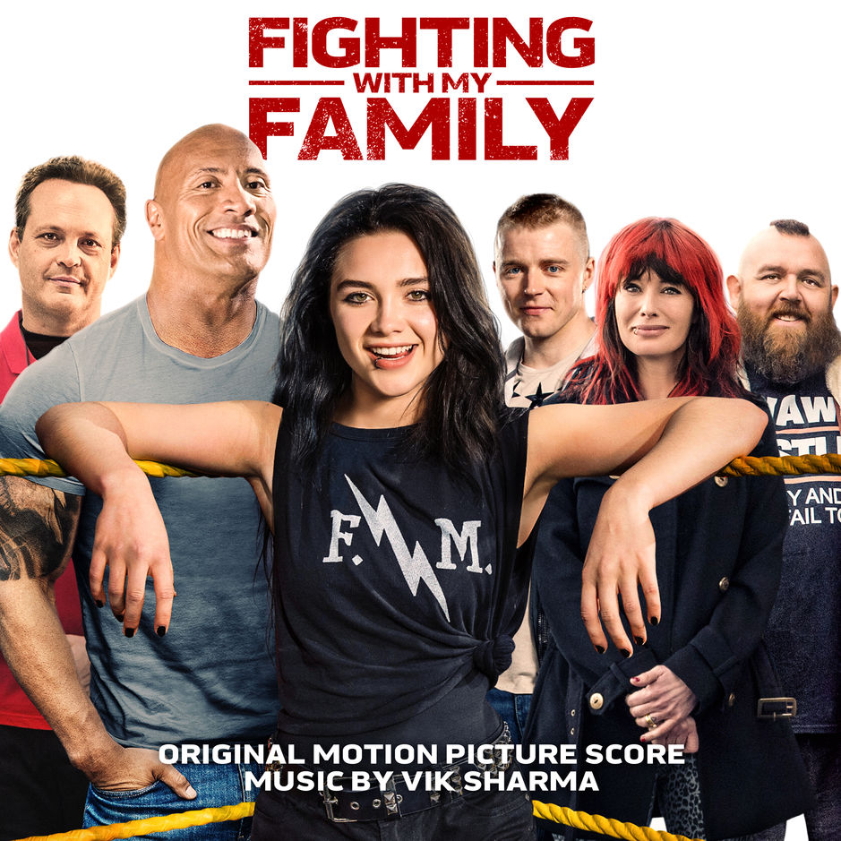 Vik Sharma - Fighting With My Family (Original Motion