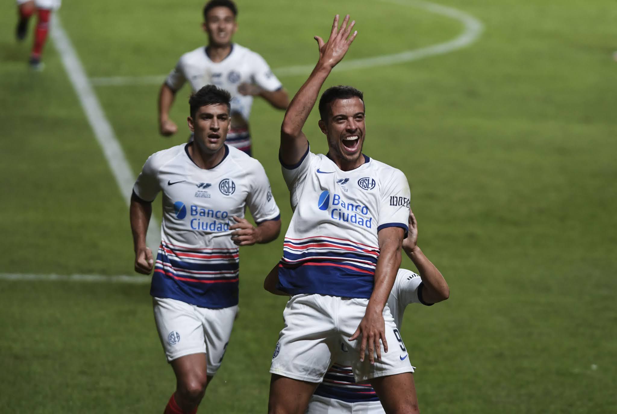 San Lorenzo superó a Rosario Central y sumó su segundo triunfo consecutivo en la Copa de la Liga