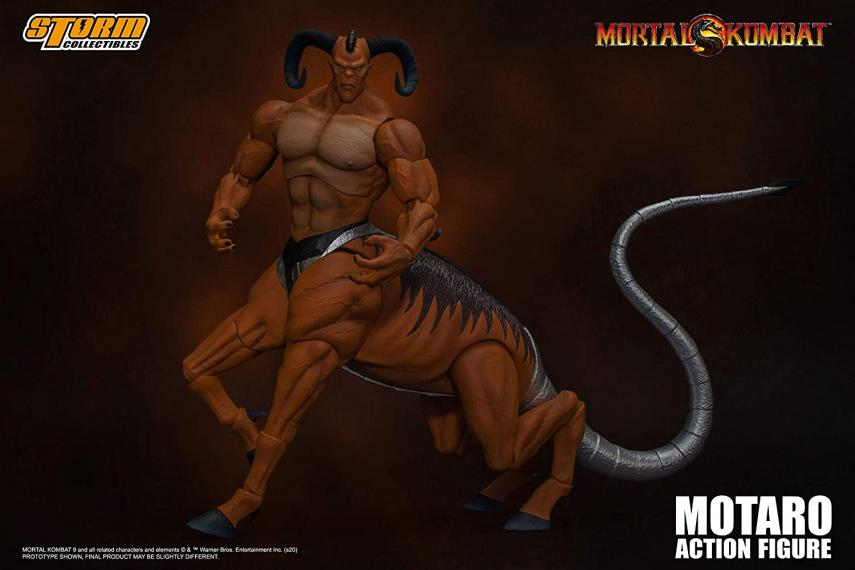 Mortal Kombat collectibles