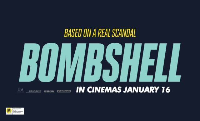 Win a double pass to see Bombshell