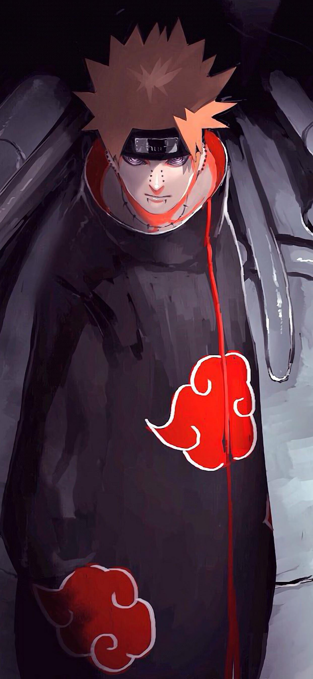 Pain Akatsuki Nagato 4k Wallpaper 41