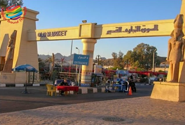 Shopping at Sharm El Sheikh - Egypt