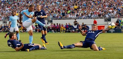 Manchester City v Tottenham Hotspur live stream info