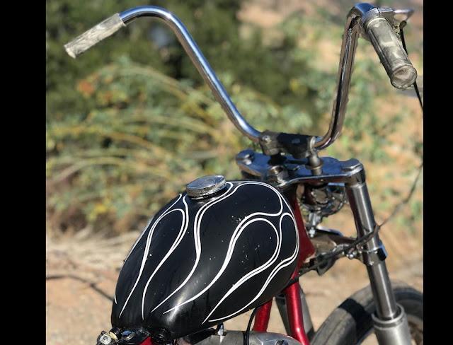 Harley Davidson Shovelhead By Kyle Bosch Hell Kustom