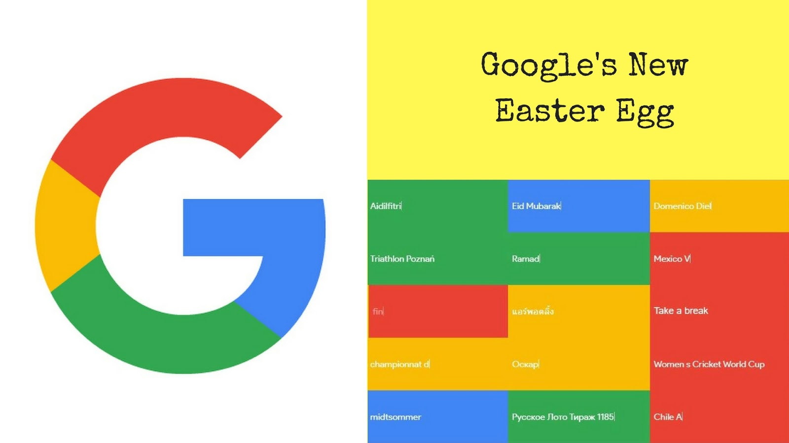 google new easter egg blog post by mayukh datta