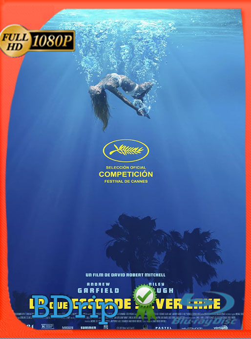 El Misterio de Silver Lake (2018) 1080p BDRip Latino [Google Drive] Tomyly
