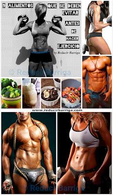 9-alimentos-deben-evitar-antes-hacer-ejercicio