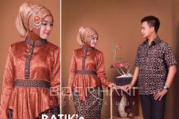 50 Inspirasi Model Seragam Batik Paling Hits Tahun Ini