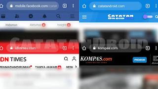 Cara Merubah Warna Address Bar Browser Agar Sesuai Tema Blog