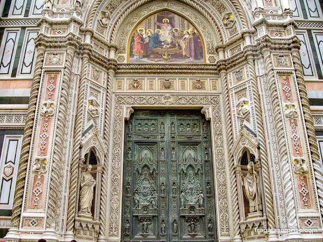 Fachada da Catedral de Florença