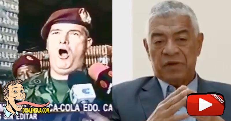 Claudio Fermín apoya la candidatura de Acosta Carlez