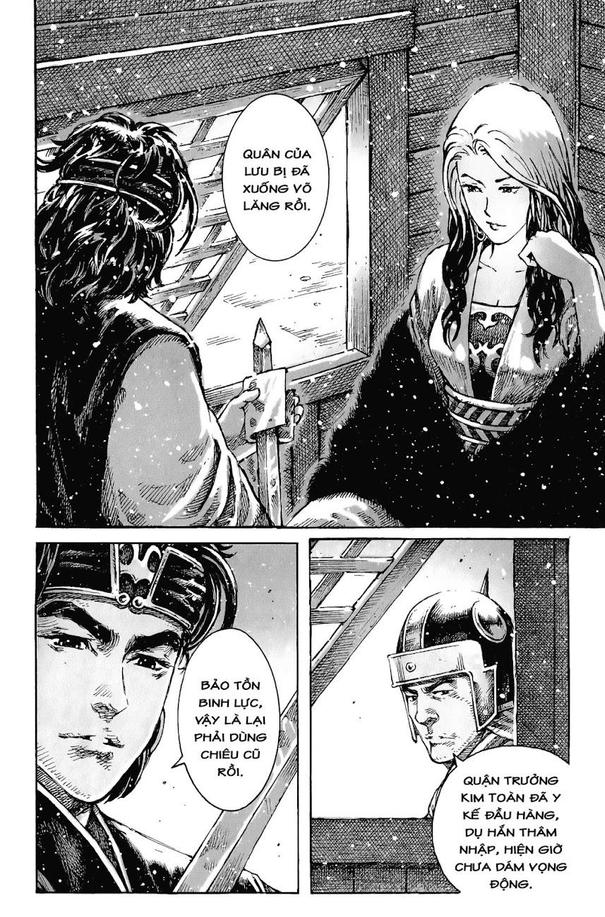 Hỏa phụng liêu nguyên Chương 446: Hủ mộc tàng trùng [Remake] trang 19