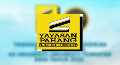 Permohonan Biasiswa Yayasan Pahang 2020 Online (Borang)