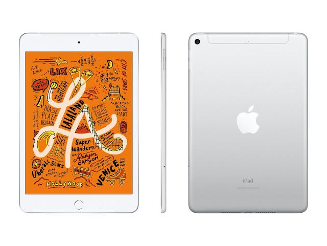 تصميم iPad Mini