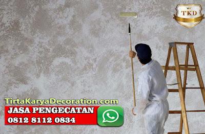 JASA PENGECATAN MOTIF TANGERANG, JAKARTA