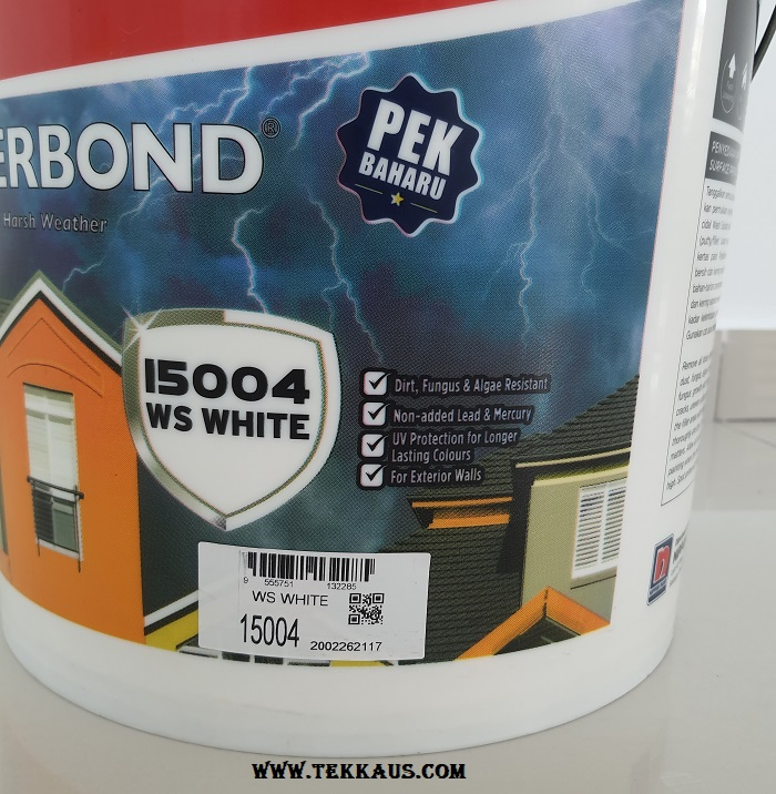 Nippon Paint Weatherbond For Exterior Walls House