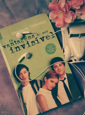 As vantagens de ser invisível livro