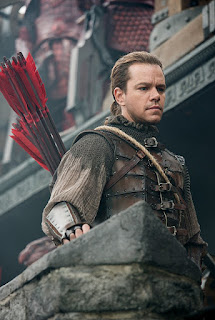 Matt Damon stars in THE GREAT WALL, a review