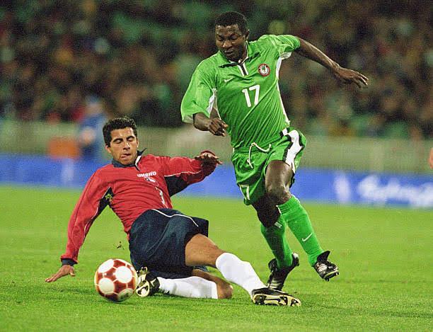 Chile y Nigeria en Juegos Olímpicos de Sídney 2000, 24 de septiembre
