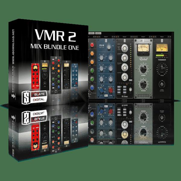 Slate Digital VMR 2 Complete Bundle v2.5.2.1 Full version