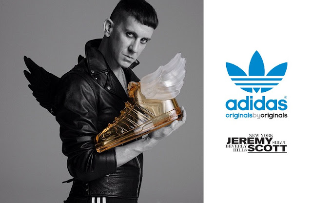 adidas da el finiquito a Jeremy Scott