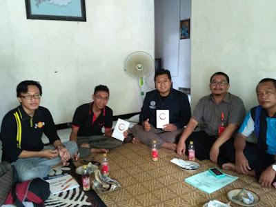 Tamu dari Universitas Ahmad Dahlan Yogyakarta