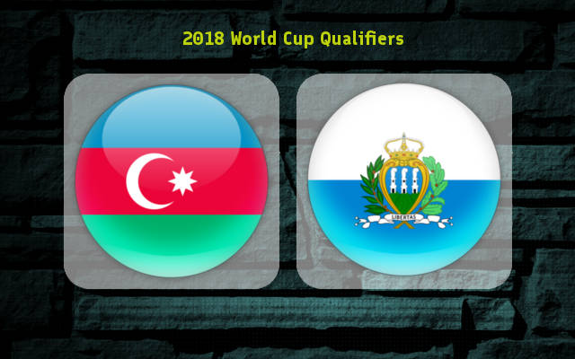 Azerbaijan vs San Marino 04 September 2017