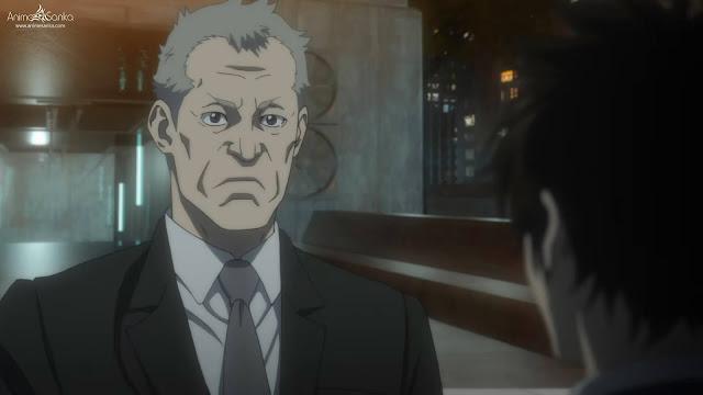 انمى Psycho Pass الموسم الثالث مترجم أونلاين كامل تحميل و مشاهدة