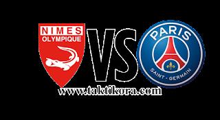 مشاهدة مباراة باريس سان جيرمان ونيم بث مباشر اليوم 1-9-2018 الدوري الفرنسي