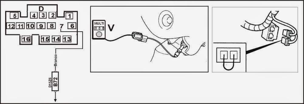 Falhas de motores de injeção eletronica autos: APLICATIVO