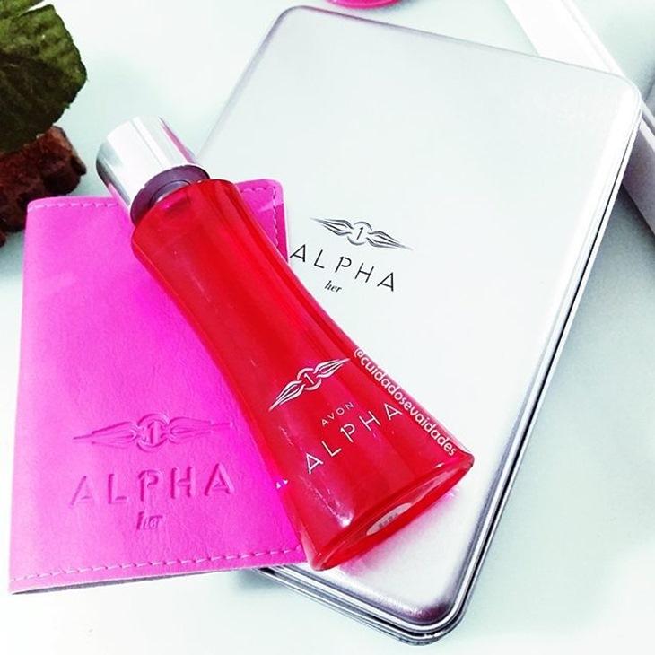 Perfume Alpha Avon