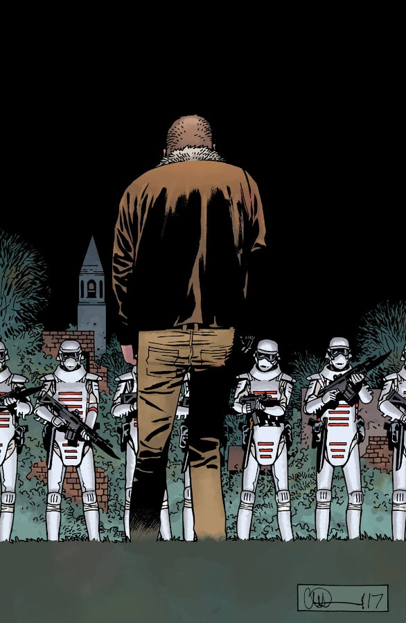 rick grimes alexandria commonwealth the walking dead new world order image comics robert kirkman twd