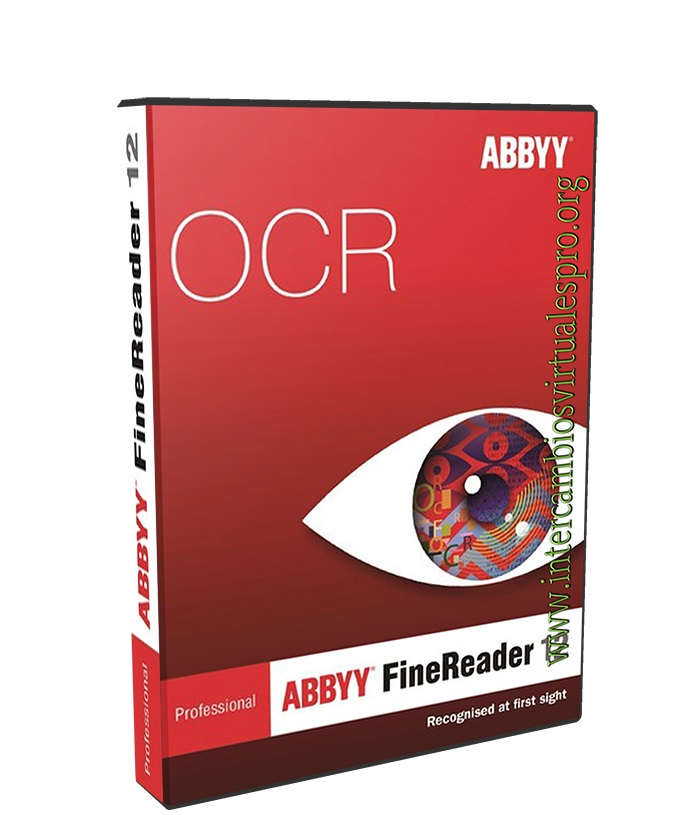 ABBYY FineReader Professional 12.0.101.496 poster box cover
