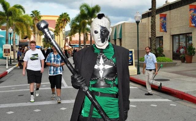 Detalhes das Halloween Horror Nights no Universal Studios em Orlando