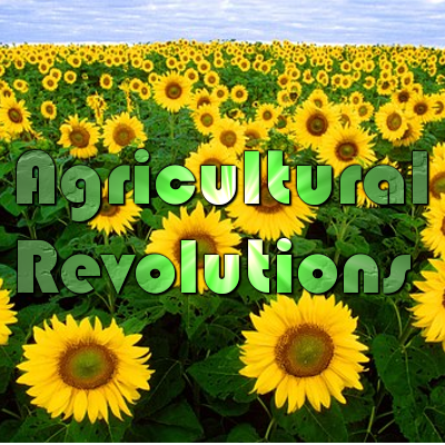 Entrance Exams/CTET/NTSE/Class 9 - Agricultural Revolutions (#ntsenotes)(#entranceexams)(#eduvictors)