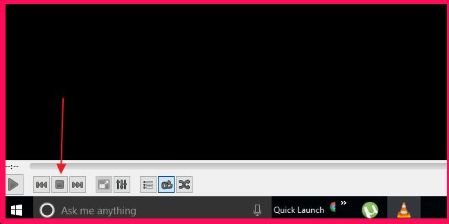 vlc media player اسهل برنامج لتسجيل سطح المكتب