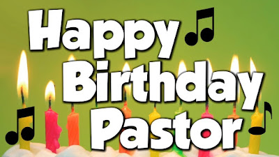 Happy Birthday to a Pastor Images