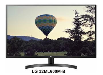 LG 32ML600M-B gaming monitor