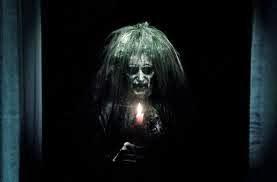 La dama de la vela